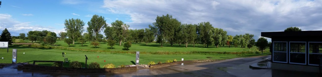 Sheldon golf course